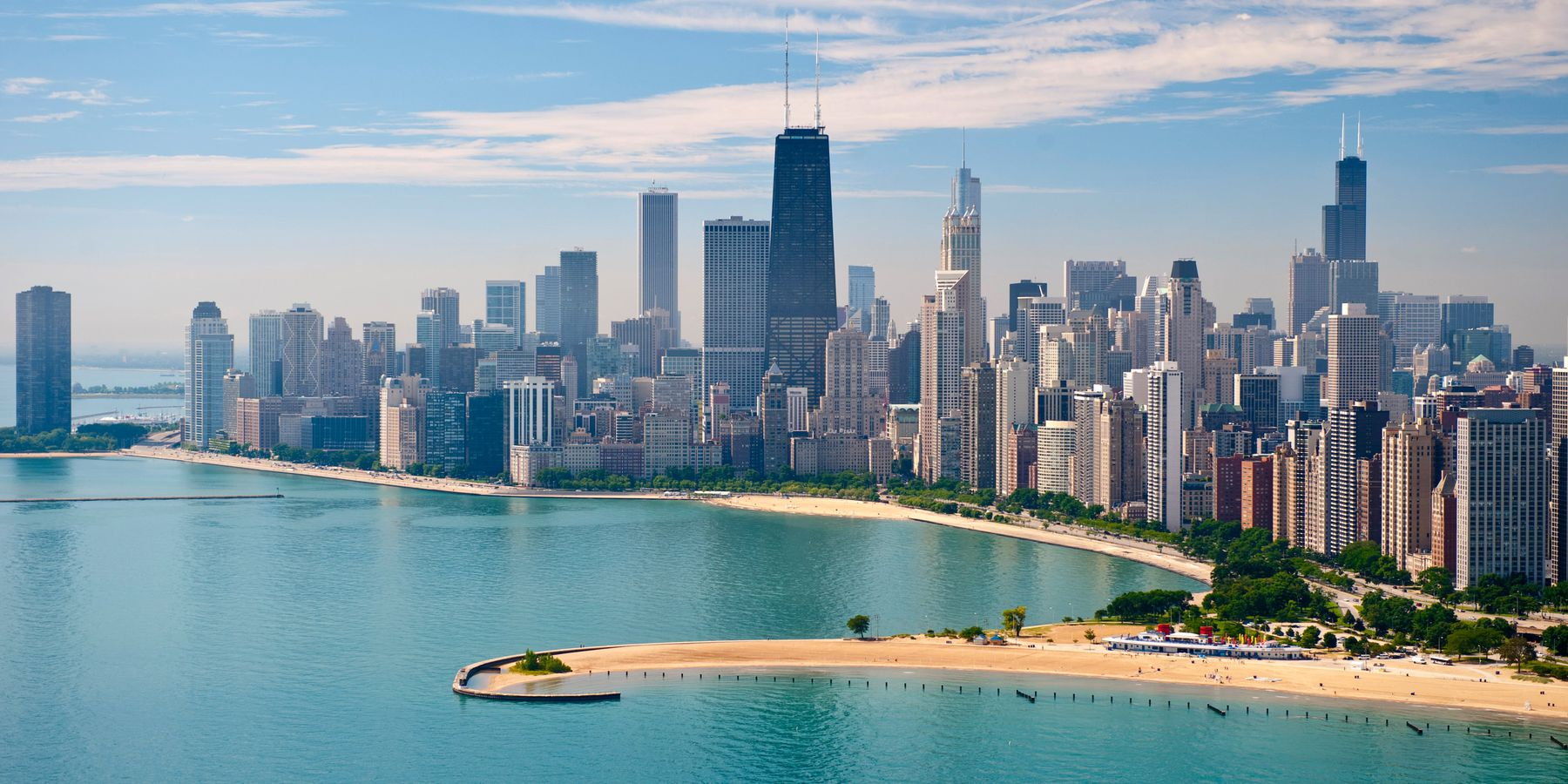 Doets Reizen Glossy - Chicago - Illinois - Amerika