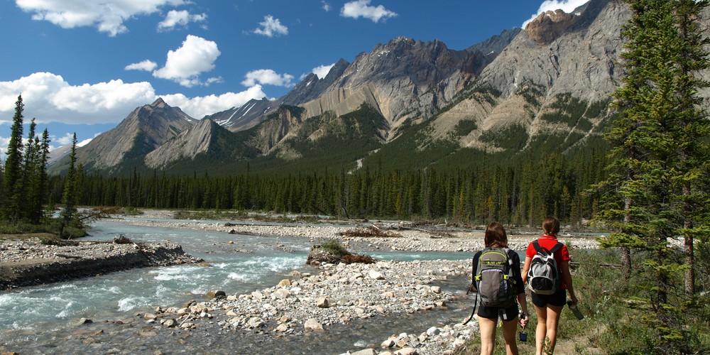 Helicoptervlucht + hike - Icefields Parkway - Alberta - Canada - Doets Reizen
