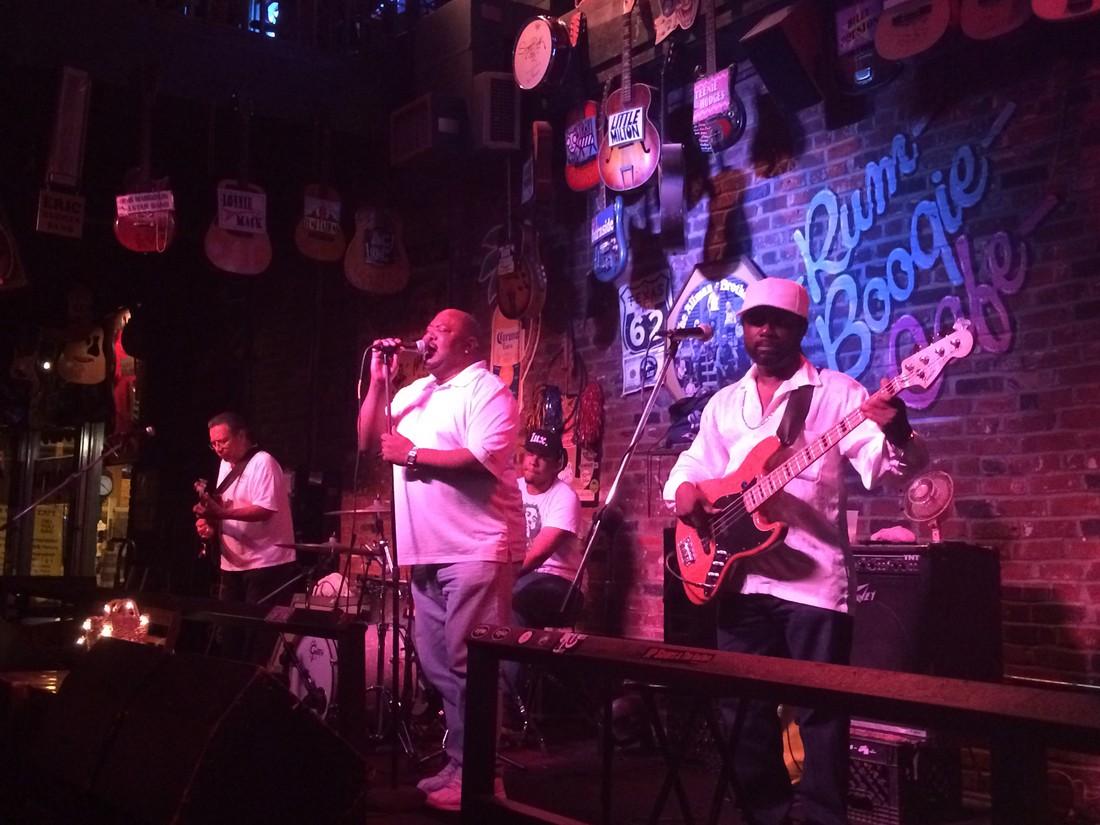 Beale Street - Memphis - Tennessee - Amerika - Doets Reizen