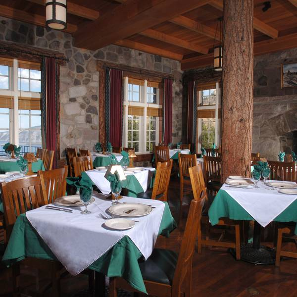 Crater Lake Lodge - restaurant