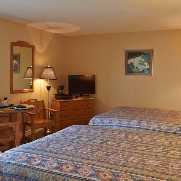 Tobermory Princess Hotel, kamervoorbeeld