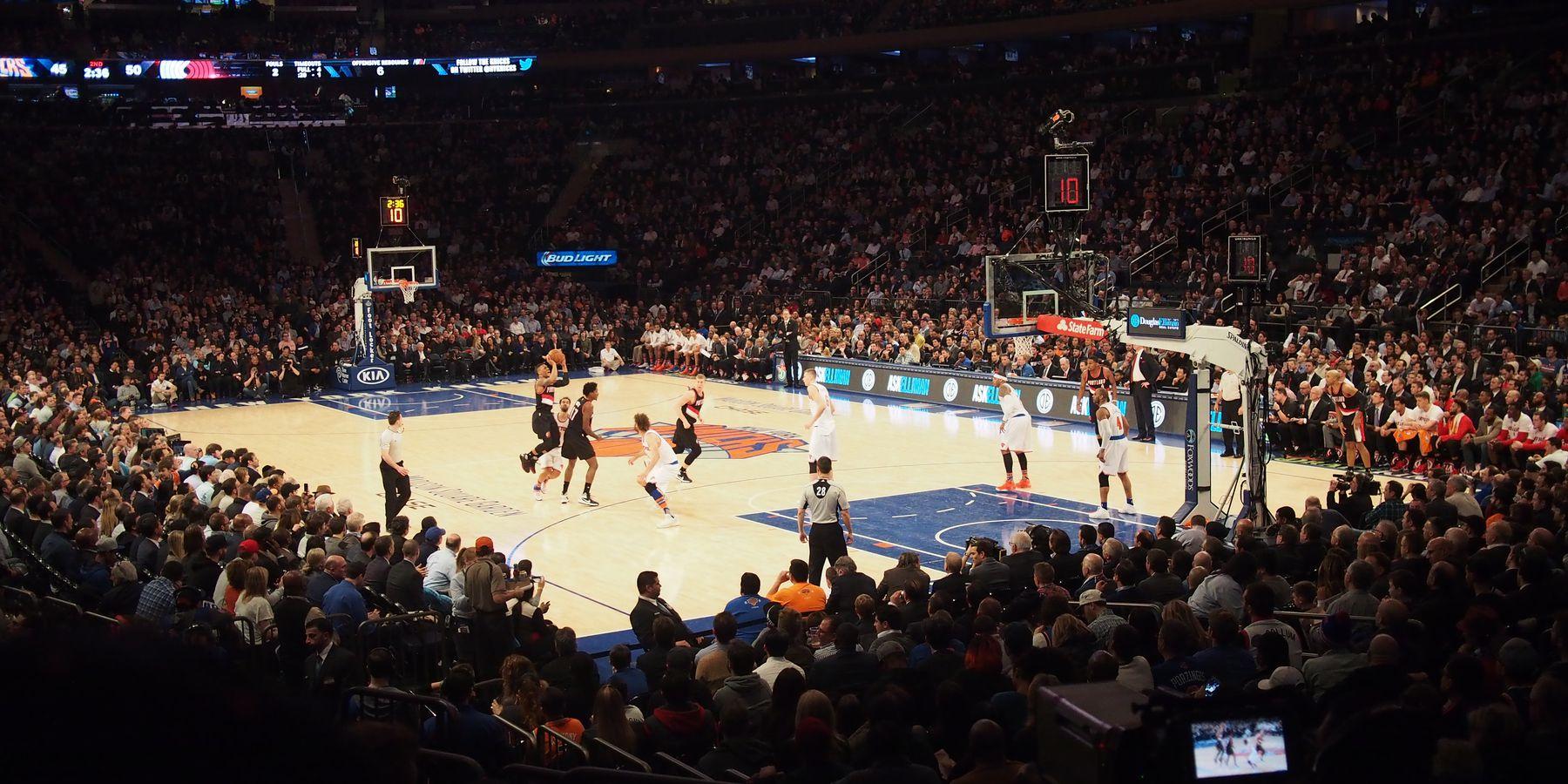 Basketball in New York City - Doets Reizen