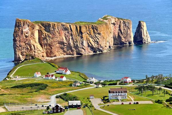 Perce Rock - Quebec - Canada - Doets Reizen