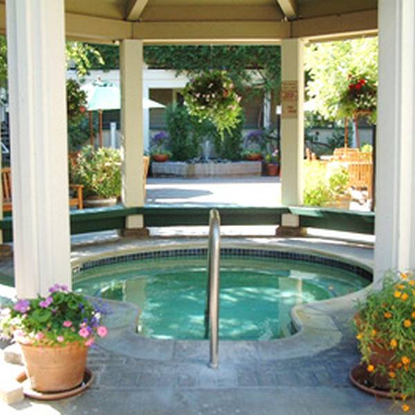 Bw Sonoma Valley Inn - jacuzzi