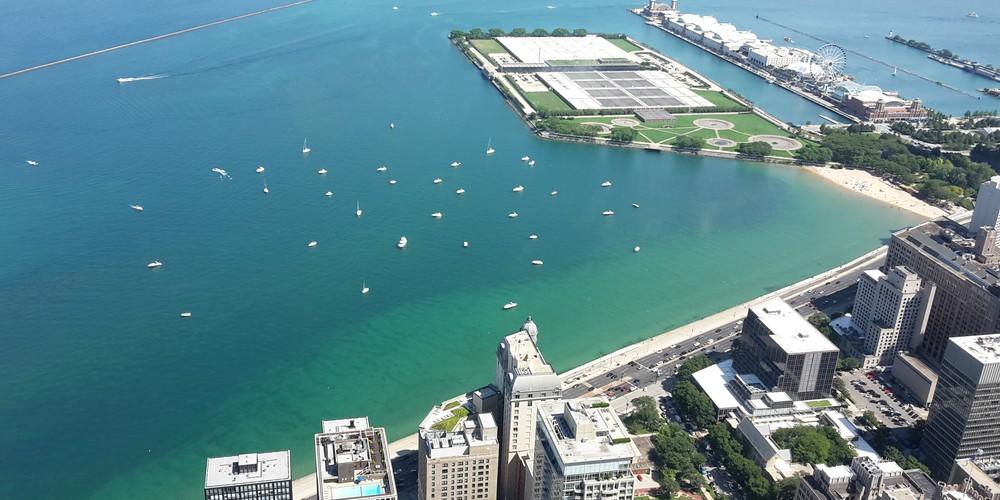 Chicago 360 Illinois - Chicago - Illinois - Doets Reizen
