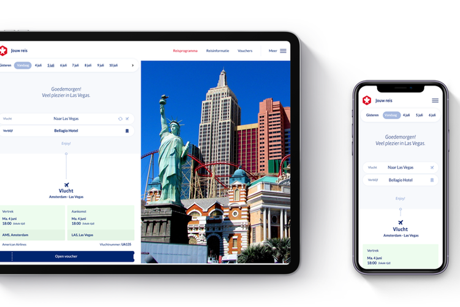 Mijn Doets Reizen - digitale reisbescheiden op maat