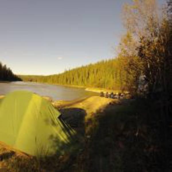 Campground - Timberwolf Tours Ltd