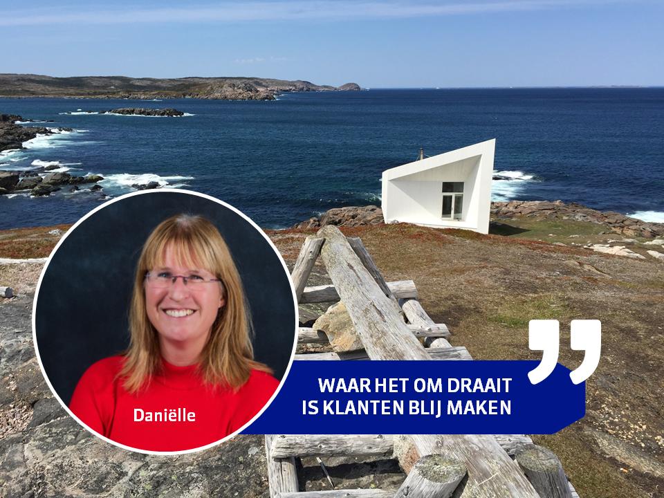 Doets Reizen - 40 jaar - Danielle Mulder