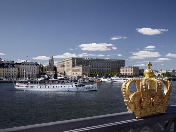 Koninklijk Paleis Stockholm - Doets Reizen - Vakantie Zweden - Credits Visit Sweden