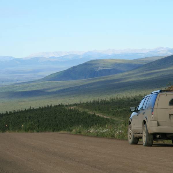 Yukon - Canada - Doets Reizen