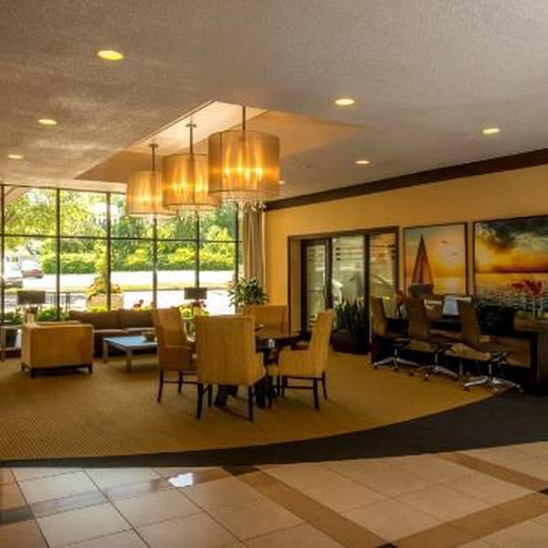 Atlantica Hotel Halifax -  Lobby