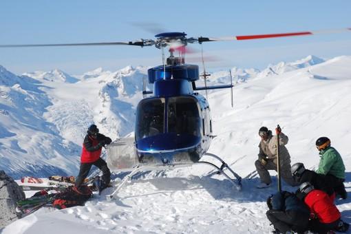 Wintersport Whistler Canada