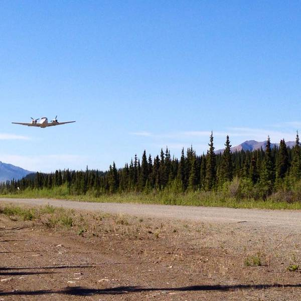 Denali Peak Experience Flight Tour by Bush Plane - Denali National Park - Alaska - Doets Reizen