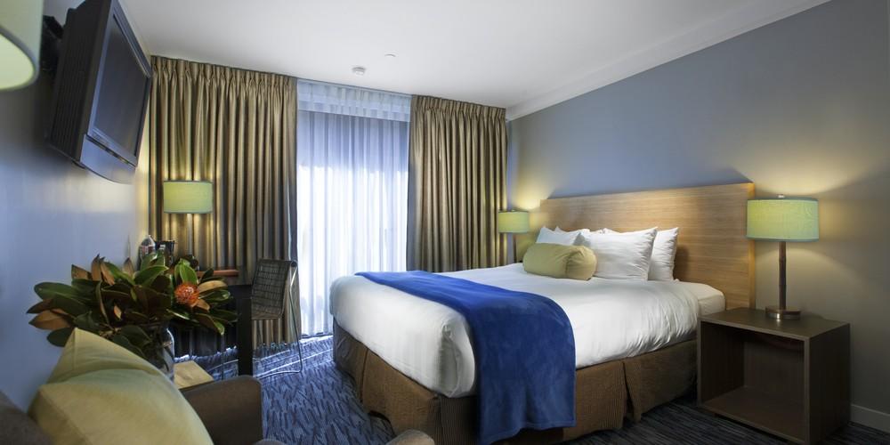Cova Hotel - San Francisco - California - Amerika - Doets Reizen