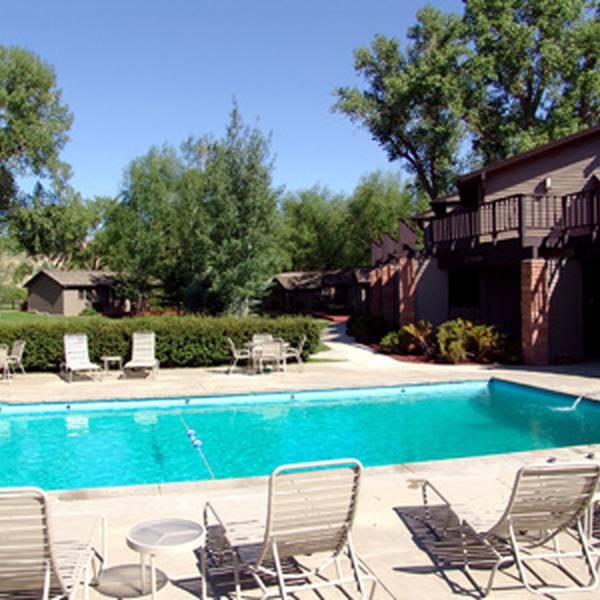 Ranch at Ucross - pool