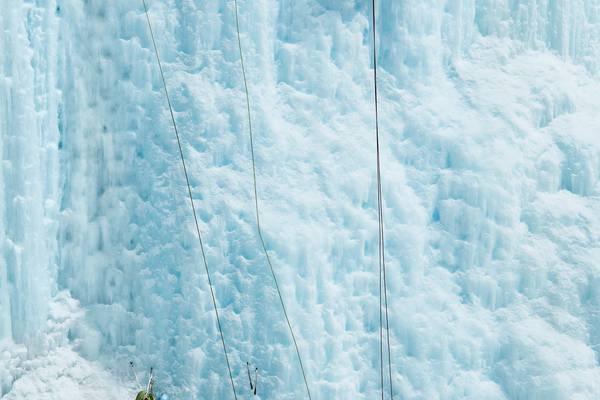 IJsklimmen Banff Canada