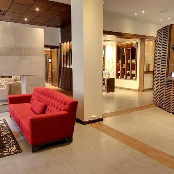 Hotel 71 Quebec - lobby