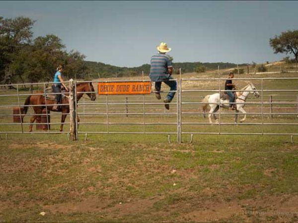 Dixie Dude Ranch - Bandera - Texas - Doets Reizen