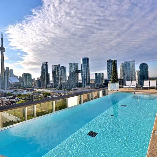 Thompson Hotel Toronto - pool