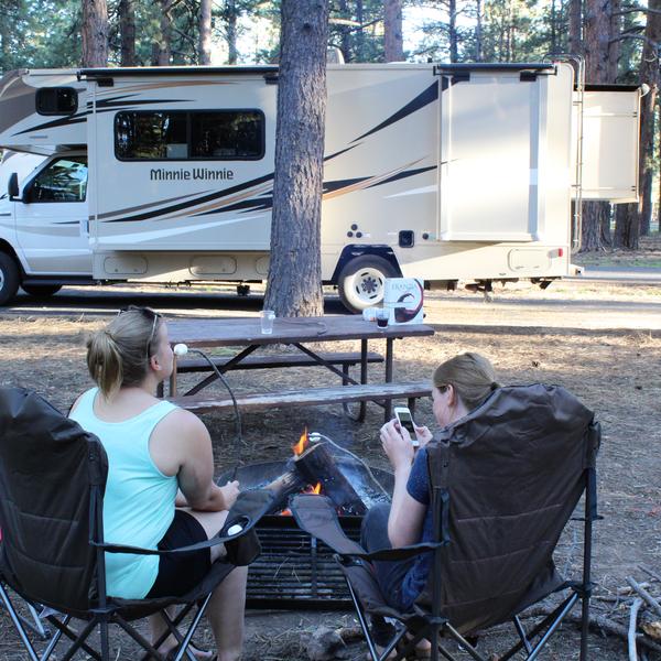 Apollo - Camping - Camper huren Amerika - Doets Reizen