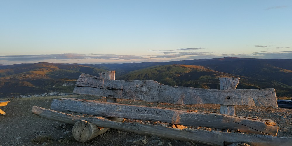 Half Dome - Dawson City - Yukon - Canada - Doets Reizen