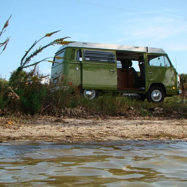 Florida Oldscool Campers