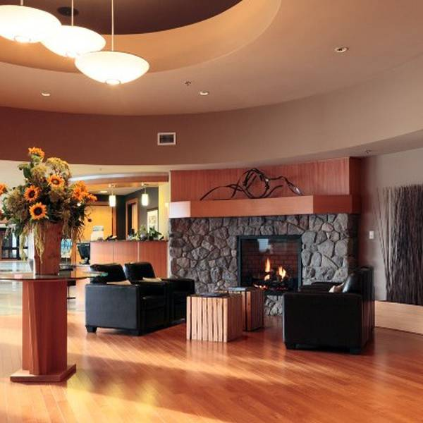 The Beach Club Resort Parksville - lobby