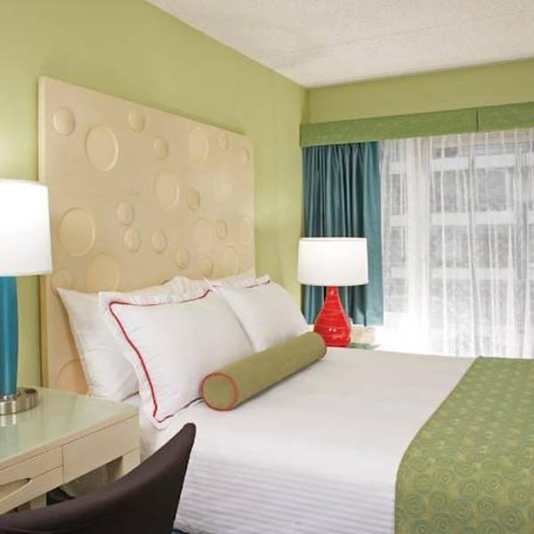 Coconut Waikiki Hotel Room