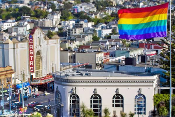Castro in San Francisco, CA