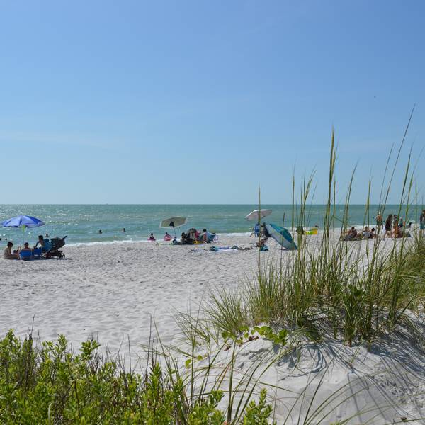Naples Beach Resort - strand