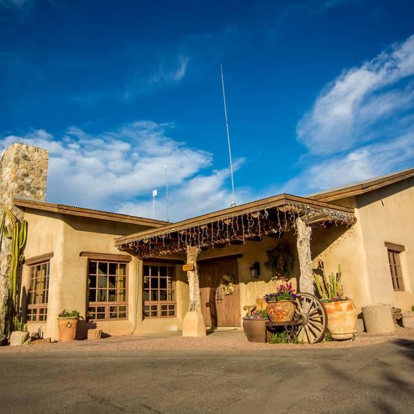 Tanque Verde Ranch - overzicht 2