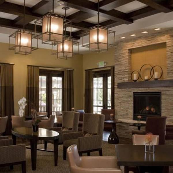 Hotel Abrego - lounge