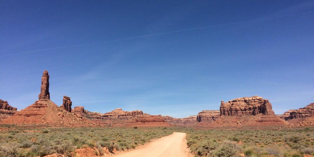 Valley of the Gods - Utah - Doets Reizen