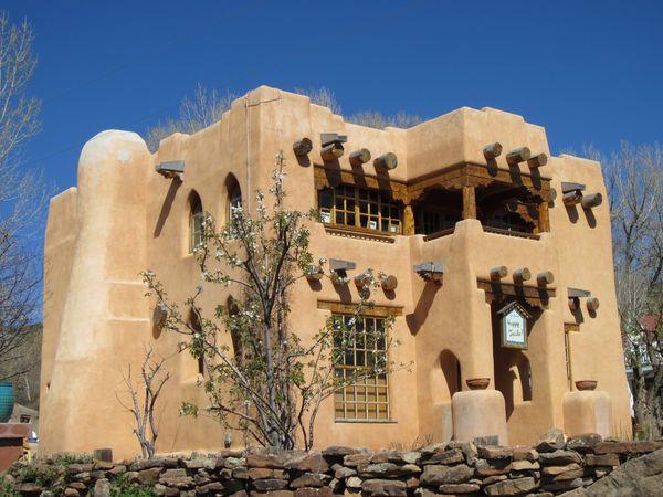 Taos - New Mexico - Amerika - Doets Reizen