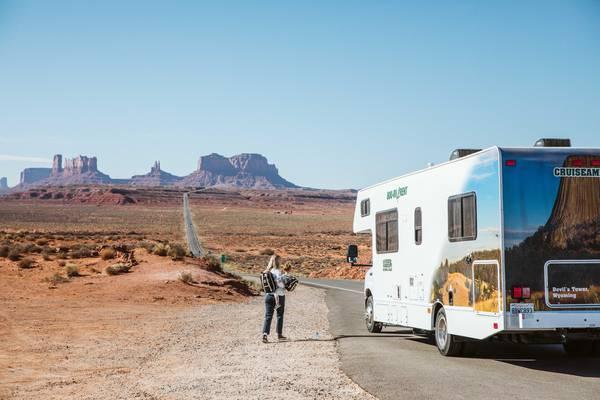 Volledige aansluiting RV sites in Colorado