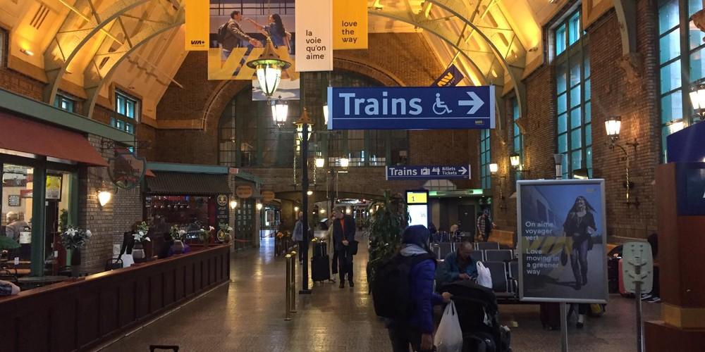 Treinreizen - ViaRail - Canada - Doets Reizen