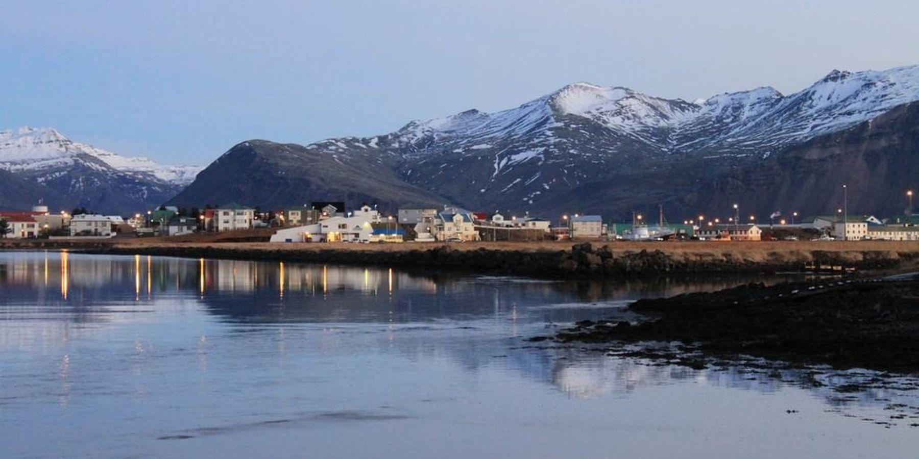 Höfn - IJsland - Doets Reizen