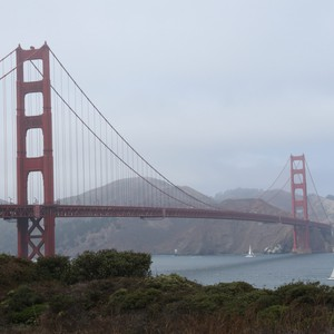Golden gate bridge - Dag 2 - Foto