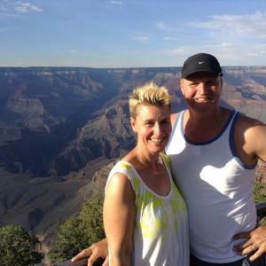 Van Lake Havasu naar Grand Canyon - Dag 8 - Foto
