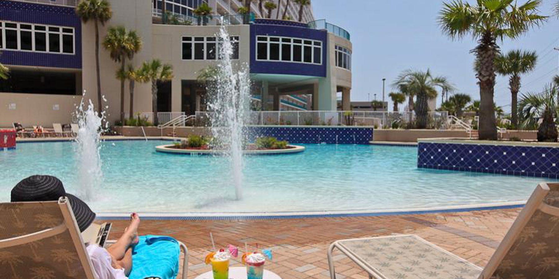 Laketown Wharf Resort - exterior
