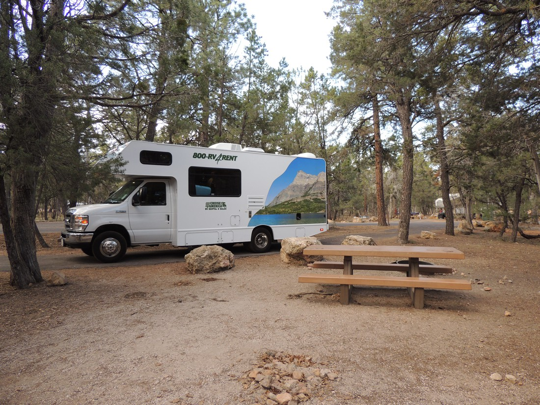 Mather Campground - Grand Canyon