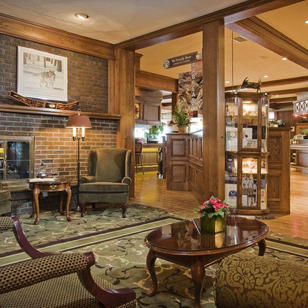 Crest Hotel Prince Rupert - blobby