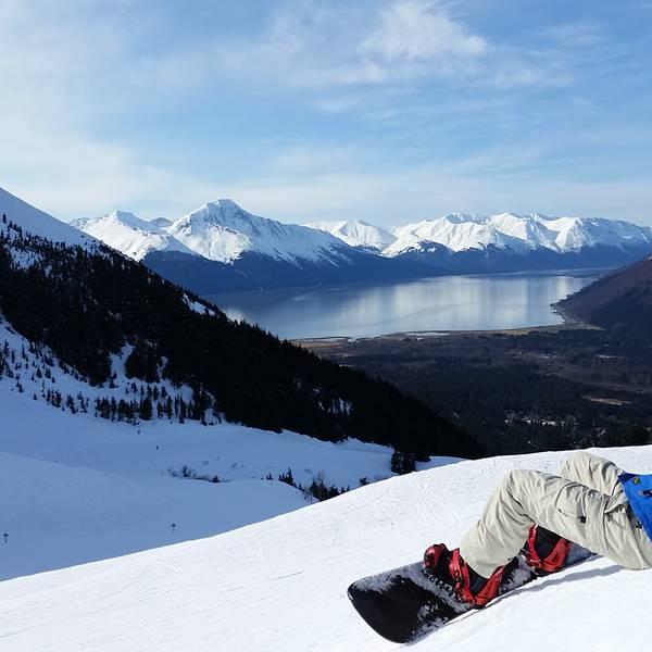 Alyeska Ski Resort Alaska