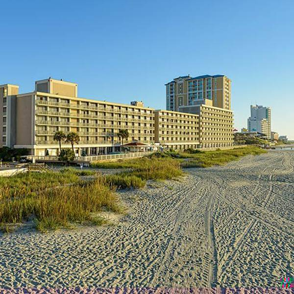 Westgate Myrtle Beach Resort - aanzicht