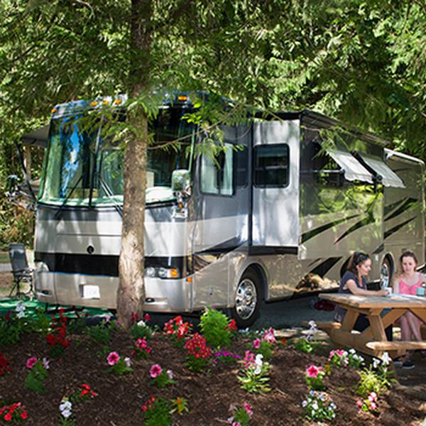 Brannen Lake RV Park and Campsite, camperplaats