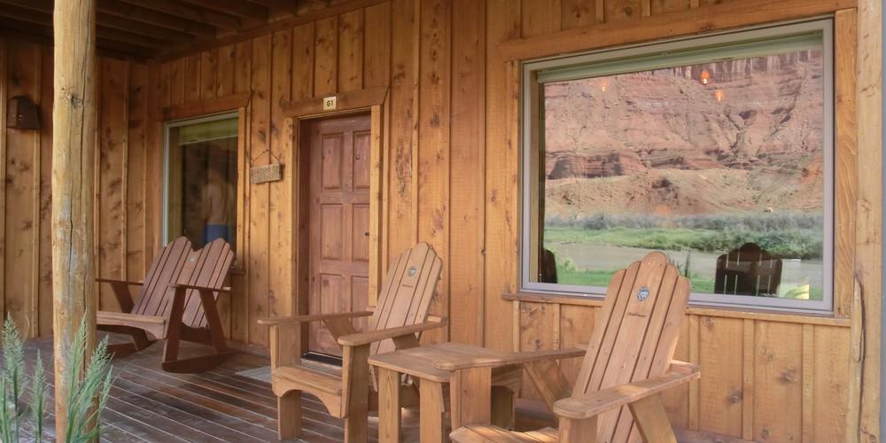 Sorrel River Ranch - Moab - Utah - Doets Reizen