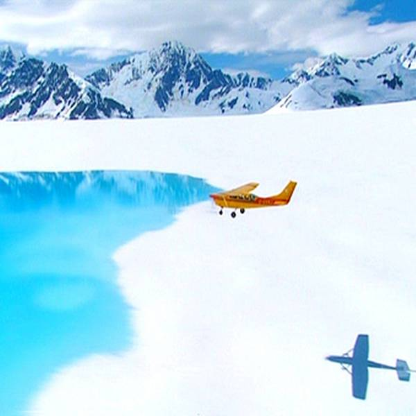 Flight Tour - Kluane National Park - Yukona - Canada - Doets Reizen