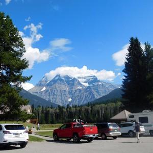 28 juli 2016: Jasper - Mount Robson - Dag 8 - Foto
