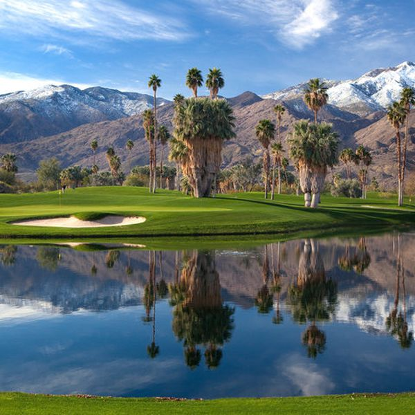 Palm Springs - Indian Canyons - Golfen California - Amerika - Doets Reizen