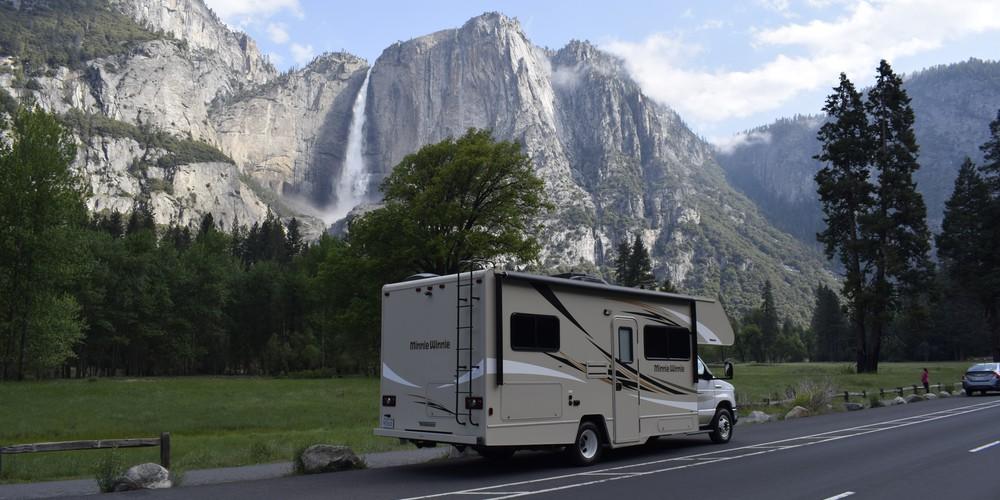 Apollo - Yellowstone National Park - Camper huren Amerika - Doets Reizen